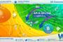 Sicilia, nuovo impulso siberiano lunedì: attesa neve a quote più basse.