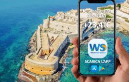 Sicilia: raggiunti 23 gradi a Siracusa! VIDEO