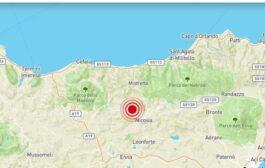 Sicilia: scossa di terremoto 3.2 nell'ennese.