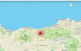 Sicilia: terremoto di magnitudo 3.0 a Mistretta!
