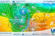 Sicilia: punte di 28 gradi nel weekend. Segue crollo termico di 15 gradi.