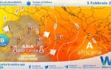 Sicilia: dall'anticipo di primavera all'anticipo d'estate? Ulteriore aumento termico in vista.