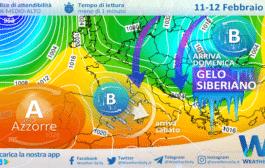 Sicilia: condizioni meteo in miglioramento da giovedì. Seguono conferme sul gelo a seguire.