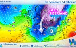 Sicilia, gelo siberiano da domenica. Sarà davvero possibile la neve sulla costa?