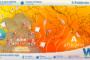 Temperature previste per venerdì 05 febbraio 2021 in Sicilia