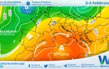 Sicilia: nel cuore dell'inverno arriva l'anticiclone africano.