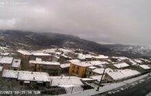 Sicilia: a Floresta arriva lo streaming 24 h. Torna la neve.