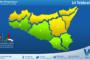 Sicilia: immagine satellitare Nasa di sabato 13 febbraio 2021
