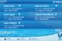 Sicilia, isole minori: condizioni meteo-marine previste per martedì 16 febbraio 2021
