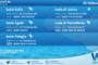 Sicilia: condizioni meteo-marine previste per lunedì 22 febbraio 2021