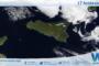 Sicilia: avviso rischio idrogeologico per giovedì 18 febbraio 2021