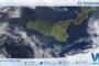 Sicilia: immagine satellitare Nasa di giovedì 25 febbraio 2021