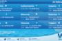 Sicilia, isole minori: condizioni meteo-marine previste per mercoledì 24 febbraio 2021