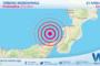 Sicilia: scossa di terremoto magnitudo 3.4 nel Tirreno Meridionale (MARE)