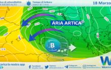 Sicilia: nuovo peggioramento giovedì. Altra neve in arrivo in montagna!