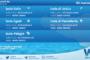 Sicilia: condizioni meteo-marine previste per giovedì 04 marzo 2021