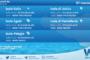 Sicilia: condizioni meteo-marine previste per domenica 07 marzo 2021