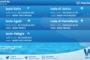 Sicilia: condizioni meteo-marine previste per venerdì 12 marzo 2021