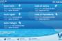 Sicilia, isole minori: condizioni meteo-marine previste per lunedì 15 marzo 2021