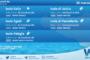 Sicilia: condizioni meteo-marine previste per sabato 20 marzo 2021
