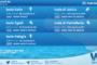 Sicilia: condizioni meteo-marine previste per domenica 21 marzo 2021