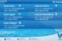 Sicilia: condizioni meteo-marine previste per mercoledì 24 marzo 2021