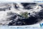 Sicilia: immagine satellitare Nasa di venerdì 19 marzo 2021