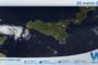 Sicilia: immagine satellitare Nasa di domenica 28 marzo 2021