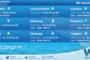 Sicilia, isole minori: condizioni meteo-marine previste per lunedì 08 marzo 2021
