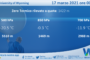 Sicilia: avviso rischio idrogeologico per mercoledì 17 marzo 2021