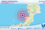 Sicilia: Radiosondaggio Trapani Birgi di mercoledì 03 marzo 2021 ore 12:00