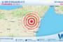 Sicilia: scossa di terremoto magnitudo 2.5 nei pressi di Ragalna (CT)