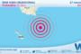 Sicilia: Radiosondaggio Trapani Birgi di sabato 27 marzo 2021 ore 12:00
