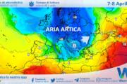 Sicilia, colpo di coda invernale: temperature giù di 8 gradi.