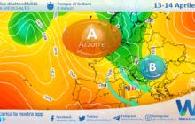 Sicilia: calo termico e venti in rinforzo nelle prossime ore.