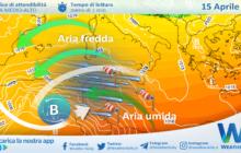 Sicilia, la primavera si spegne: arriva una perturbazione africana.