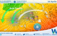 Sicilia, si avvicina la perturbazione africana: venti burrascosi e sabbia venerdì.