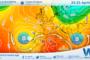 Temperature previste per sabato 24 aprile 2021 in Sicilia