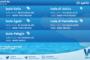 Sicilia, isole minori: condizioni meteo-marine previste per giovedì 15 aprile 2021