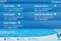 Sicilia, isole minori: condizioni meteo-marine previste per mercoledì 21 aprile 2021