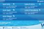 Sicilia: condizioni meteo-marine previste per giovedì 29 aprile 2021