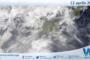 Sicilia: immagine satellitare Nasa di lunedì 12 aprile 2021