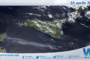Sicilia: immagine satellitare Nasa di martedì 20 aprile 2021