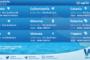Sicilia: condizioni meteo-marine previste per lunedì 12 aprile 2021