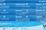 Sicilia: condizioni meteo-marine previste per giovedì 22 aprile 2021