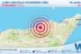 Sicilia: scossa di terremoto magnitudo 2.8 nei pressi di Militello Rosmarino (ME)