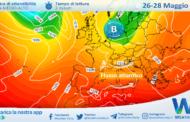 Sicilia, settimana mite: temperature in linea con la media climatica.