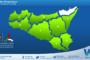 Sicilia: avviso rischio idrogeologico per giovedì 06 maggio 2021