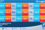 Temperature previste per sabato 08 maggio 2021 in Sicilia