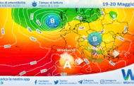 Sicilia: calo termico in arrivo giovedì ma senza piogge.